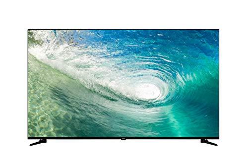 Nokia Smart TV 6500A 65 Zoll (164 cm) LED Fernseher (4K UHD, Dolby Vision, HDR10, Sprachassistent, Triple Tuner – DVB-C/S2/T2), Android TV, mit Bluetooth-Fernbedienung mit beleuchteten Tasten, A+
