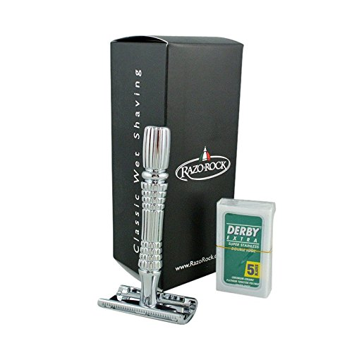 RazoRock DE1 Double Edge Safety Razor