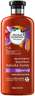 Herbal Essences Bio:Renew Rejuvenate Bourbon Manuka Honey Shampoo, 13.5 fl oz