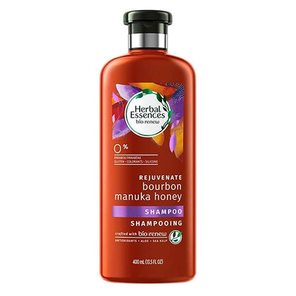中世の利用可能Herbal Essences バイオ:ブルボンマヌカハニーシャンプー、13.5液量オンスを更新