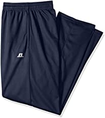 Russell Athletic Men's Big and Tall Dri-Power Pant, Navy, XLT