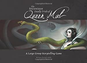 The Seventeen Deadly Trials of Queen Mab: A Group Storytelling Game