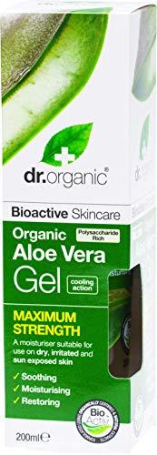 DR ORGANIC Aloe Vera Gel, 0.2439 kg,DR00104
