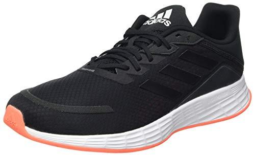 adidas Duramo SL, Sneaker Hombre, Core Black/Core Black/Grey, 42 EU