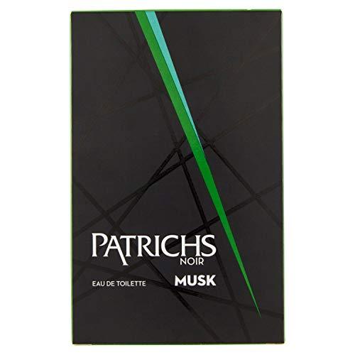 Patrichs - Eau de Toilette Musk, 75 ml.