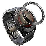 NICERIO Compatible para Garmin Fenix 5X Bisel Anillo Protector contra Arañazos Y Colisión Compatible para Reloj Garmin