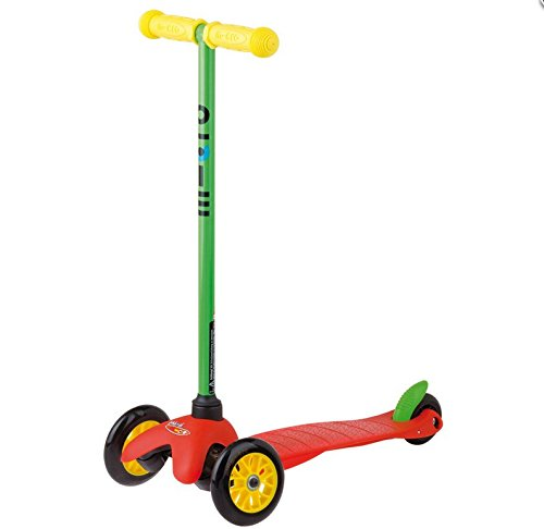 Mini Micro Lollipop red Kinderroller MM0222 sporty