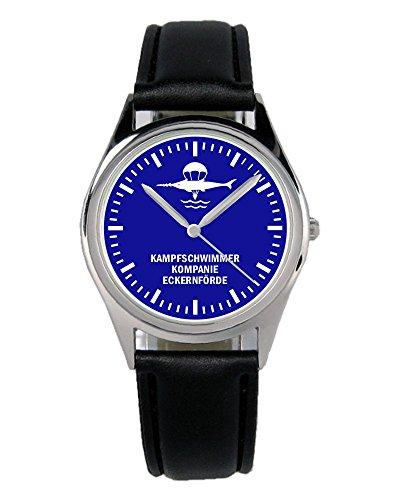 Soldat Geschenk Bundeswehr Kampfschwimmer Eckernförde Uhr B-1206