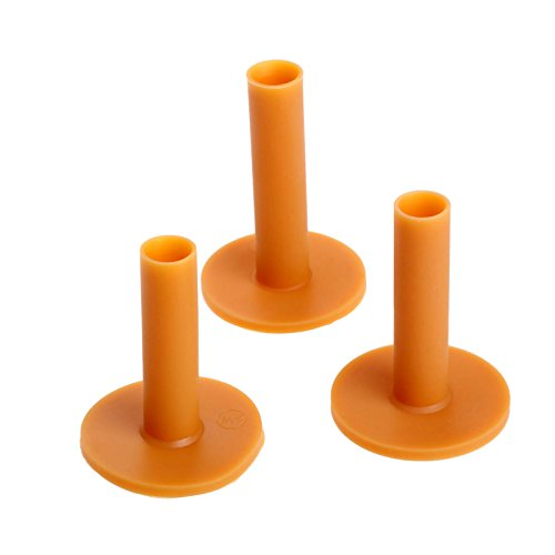 muxsam-Golf-Tee-Halter, Reichweite 60/70/80mm Gummi-Golfball zum Üben, für T-Shirts, Stil 1