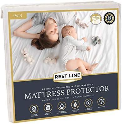 Top 10 Best organic mattress protector Reviews