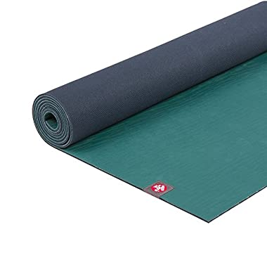 Manduka eKO Lite Yoga and Pilates Mat, Sage, 4mm, 68