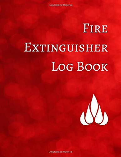 Fire Extinguisher Log Book