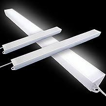 ◆イミディア◆キャンプなどのアウトドアや災害時、動画撮影時などにも最適。 選べる2サイズの蛍光灯タイプのUSBスティック型LEDライト。かんたん取付/3段階調光式/タッチセンサーボタン搭載/IP65防水クラス (IMD-LED322/60【60...