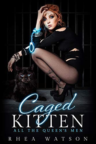Caged Kitten (All the Queen's Men Book 2) (English Edition)