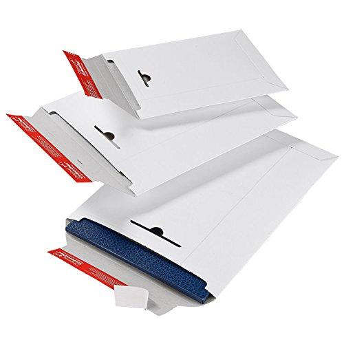 100 Versandtaschen weiß ColomPac 320x455 mm CP 012.07 CP 01207