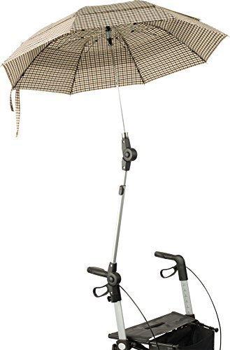 Russka Vital Regenschirm mit Halterung