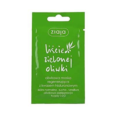 Zaja Olive Leaf Regenerating Mask 1x7ml by Ziaja
