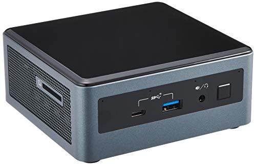 INTEL NUC L10 ミニPC BXNUC10I7FNHJA Win10搭載 i7-10710U / 8GB / Optane16GB / HDD1TB / ACコードC5なし