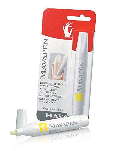 MAVALA Mavapen, olio per cuticole come uno spillo, con cuticole secche, cracking e fragili, 4, 5 ml