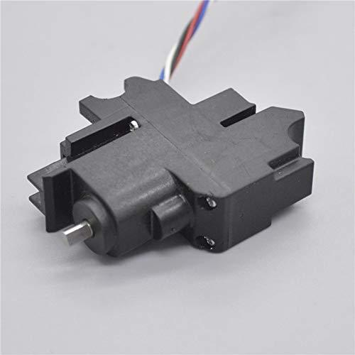 LF_FFa 1pc Rueda Dentada DC3-6V 0.02A 137-262RPM maquinaria eléctrica for DIY Tecnología de Juguete Modelo de Coche pequeño Impermeable Micro Metal Motor (tamaño : 47mm)