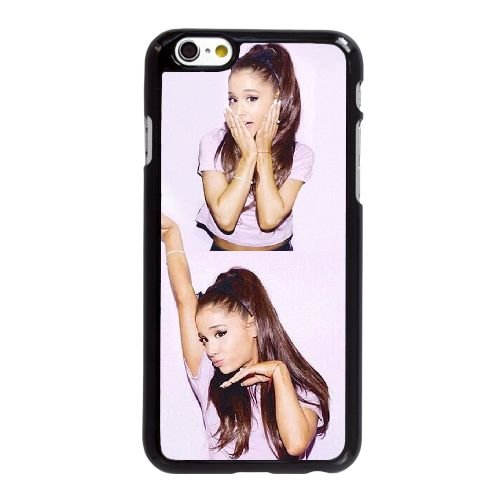 Ariana Grande Honeymoon Tour Meet And Greet P2T67J2KF cover iPhone 6 6S 4.7 Inch Case Black WB3I2G