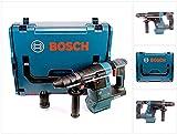 Bosch Professional 611910001 Martello Perforatore a Batteria GBH 18V-26 F System, Asta profondità, Panno, Mandrino Intercamb. SDS Plus, Batt. e Caricabatteria Non Inclusi, 18 V