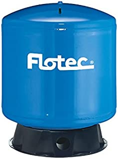Flotec FP7120 Vertical Pre-Charged Pressure Water Tank, 35 Gallon