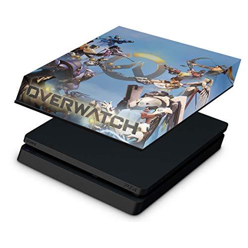 Capa Anti Poeira para PS4 Slim - Overwatch