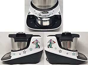 Stickers geschikt voor Bosch Cookit heks paddenstoelen