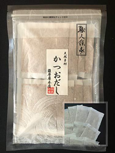 天然無添加だしパック(かつおだし) 7g×10袋入