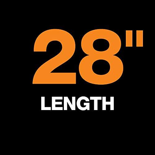 Fiskars 28 Inch Bypass Lopper Black/Orange (391461-1003)