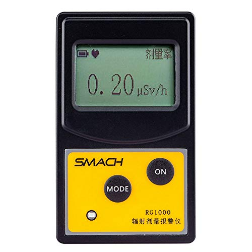 Kernstralingsdetector/xγβ Test Alarm/Huishoudelijke Marmer Radioactiviteit Tester/Persoonlijke Dose Tester