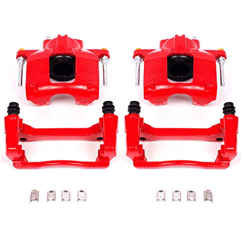 Power Stop S5044 High Performance Front Caliper - Pair