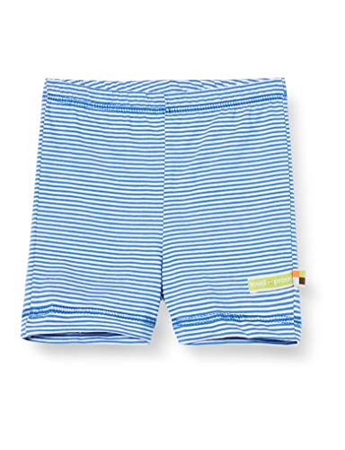 loud + proud Striped Shorts Organic Cotton, Bleu (Cobalt COB), 62/68 Bébé garçon