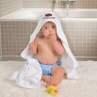 Oklahoma State All Pro Hooded Baby Towel