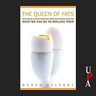 Queen of Fats audiobook cover art