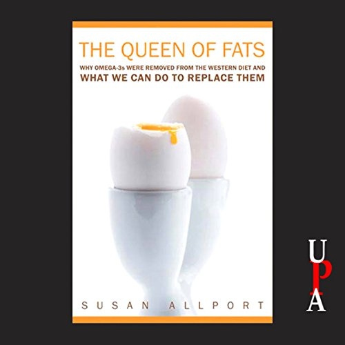 Queen of Fats Audiobook By Susan Allport cover art