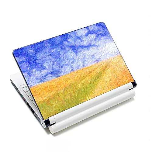 Vinilo para portátil Etiqueta Engomada De La Cubierta Del Ordenador Portátil De La Piel Del Ordenador Portátil Para Hp/Acer/Dell/Asus/Sony/Xiao Mi 10 13 13,3 15 15,4 15,6 17 17,3
