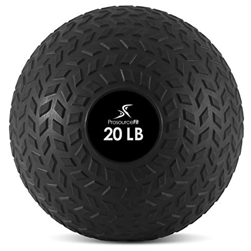 ProsourceFit 20 lb Slam Medicine Ball  $27 at Amazon