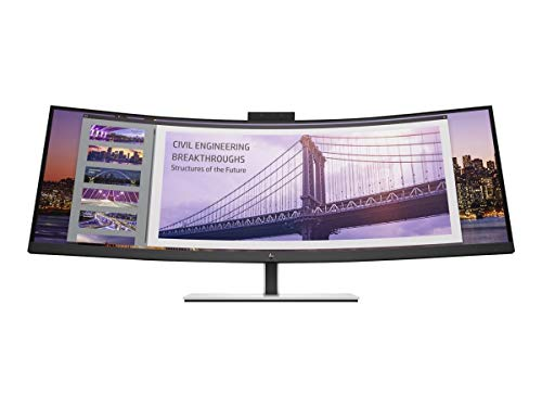 HP - PC S430c Monitor 43.4