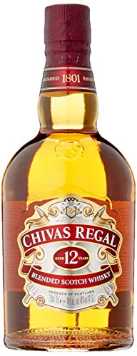 Chivas Brothers Chivas Regal 12 Years Old Blended Scotch Whisky (1 x 0.7 l) - 5