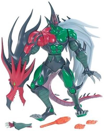 Mattel - Yu-Gi-Oh H9346-0 - Yu-Gi-Oh GX  Fusion Monster