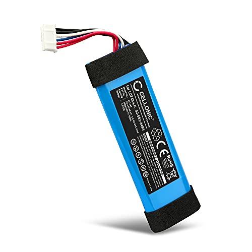 CELLONIC® Batería de Repuesto L0748-LF, 02-553-3494 Compatible con JBL Flip Essential, 3000mAh L0748-LF, 02-553-3494 Accu Altavoz, Speaker Battery