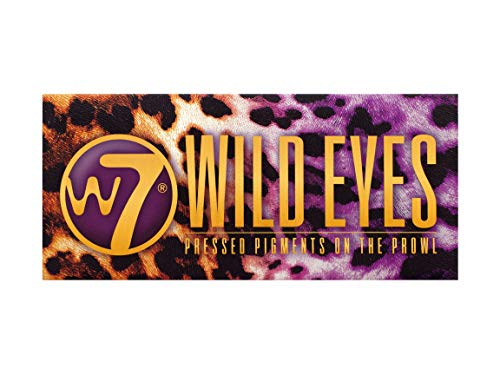 W7 | Eyeshadow Palette | Wild Eyes Eyeshadow Palette | 12 Shades