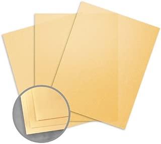 Glama Natural Gold Paper - 8 1/2 x 11 in 27 lb Bond Translucent Vellum 500 per Ream