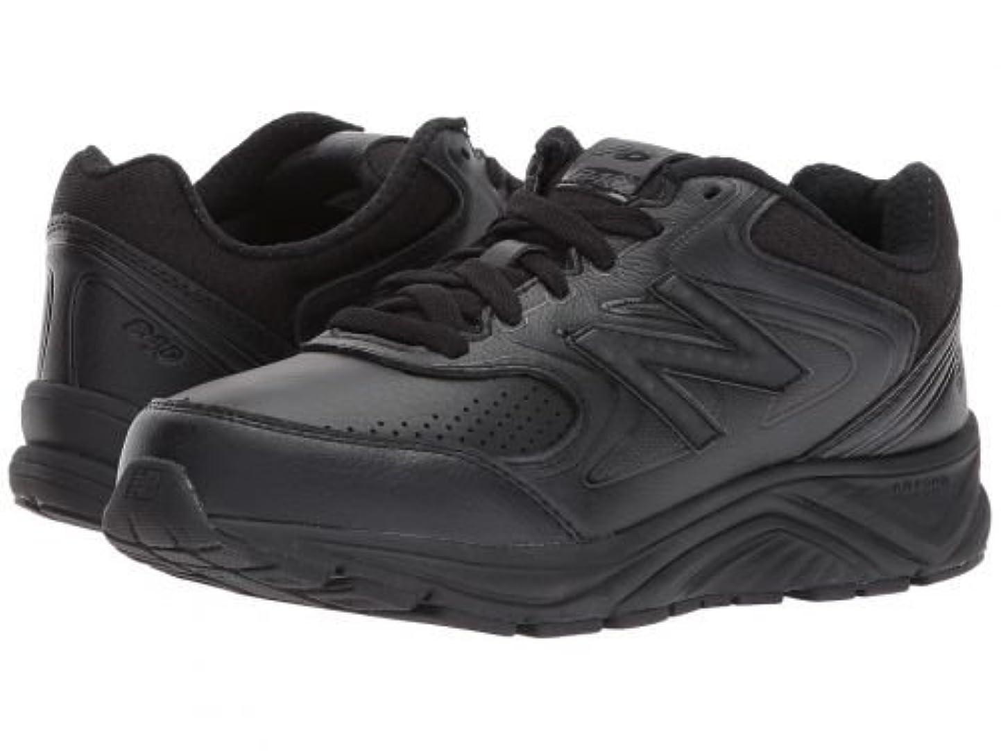 オアシス休み道路を作るプロセスNew Balance(ニューバランス) レディース 女性用 シューズ 靴 スニーカー 運動靴 WW840v2 - Black/Black 6 EE - Extra Wide [並行輸入品]