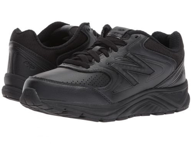 New Balance(ニューバランス) レディース 女性用 シューズ 靴 スニーカー 運動靴 WW840v2 - Black/Black 6.5 EE - Extra Wide [並行輸入品]
