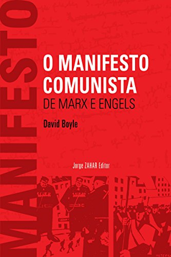 O Manifesto Comunista de Marx e Engels