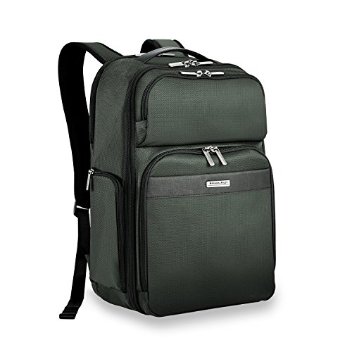 Briggs & Riley Transcend - Cargo Backpack, Rainforest, One Size