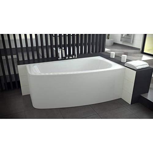Azura Home Design - Bañera de esquina (150 cm, con delantal –...